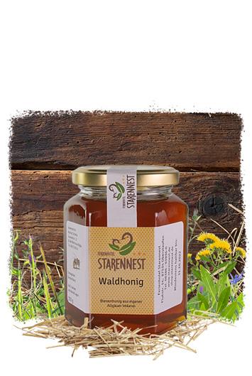 starennest onlineshop allgaeuer spezialitaeten geschenke kategorie honig